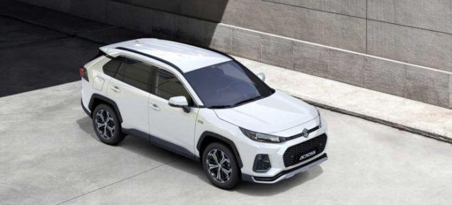 Suzuki Across 2021 или Toyota RAV4 PHEV для Европы
