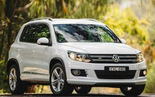 Тест-драйв Volkswagen Tiguan: Претендент на место