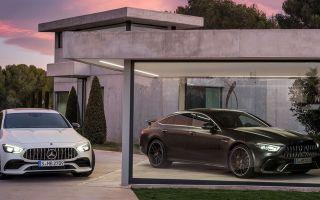Mercedes AMG GT 4 Door Coupe – новинка от немецкого производителя