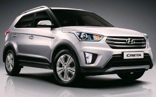 Кроссовер Hyundai Creta станет самым угоняемым автомобилем