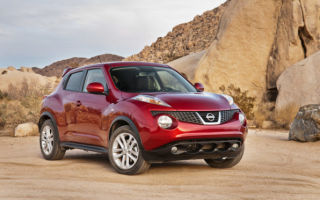Nissan Juke: обзор, характеристики, комплектация