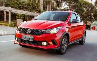 2018 Fiat Cronos не конкурент Солярису. Дешевый седан Фиат Кронос