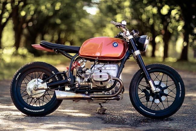 BMW R80 фото