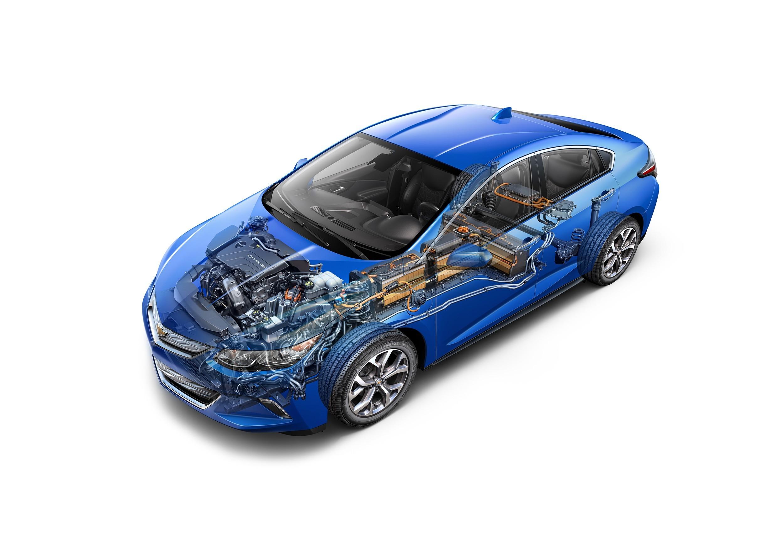 ChevroletVolt схема