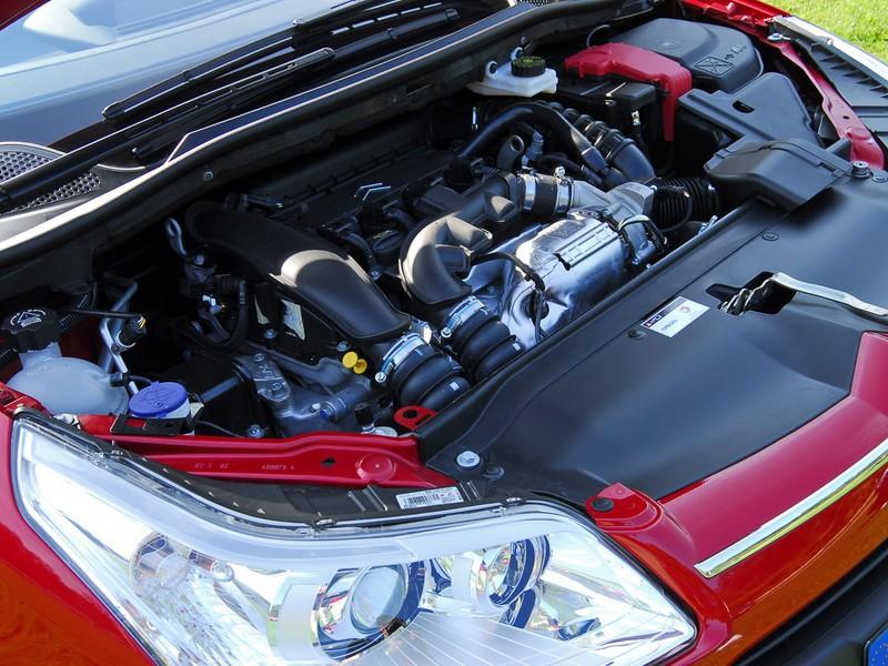 Citroen C4 двигатель