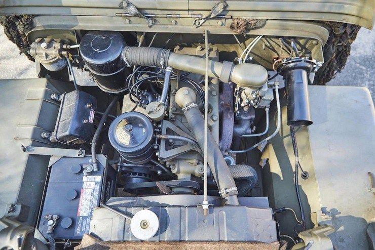 Джип Виллис мотор
