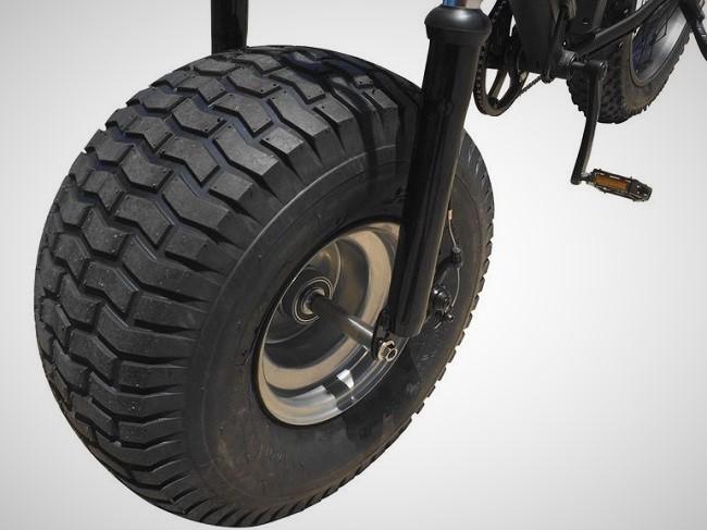 Фэтбайк колесо