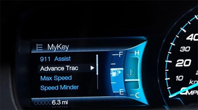 Ford My Key