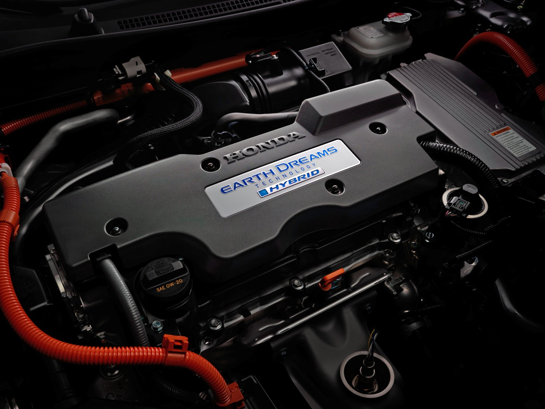 Honda Accord 2017 мотор