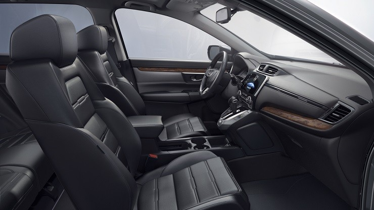Honda CR-V салон