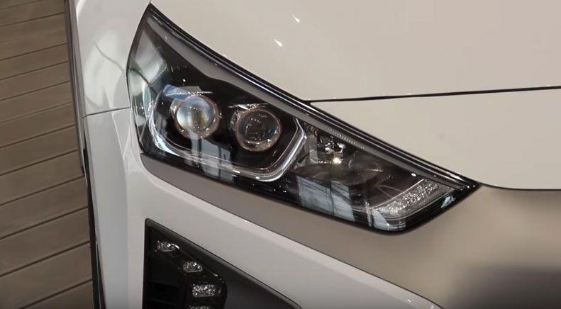 Hyundai IONIQ фары