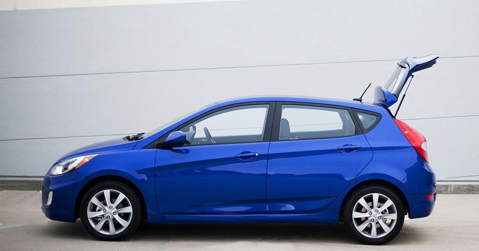Hyundai Solaris Hatchback фото