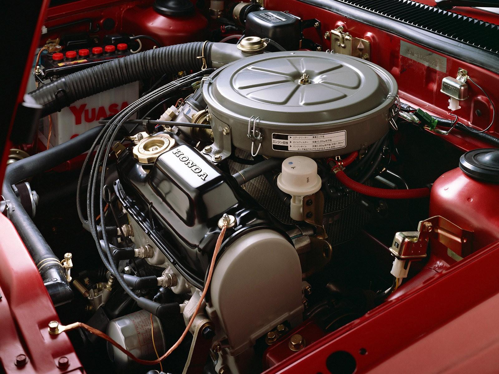 Карбюраторный двигатель.