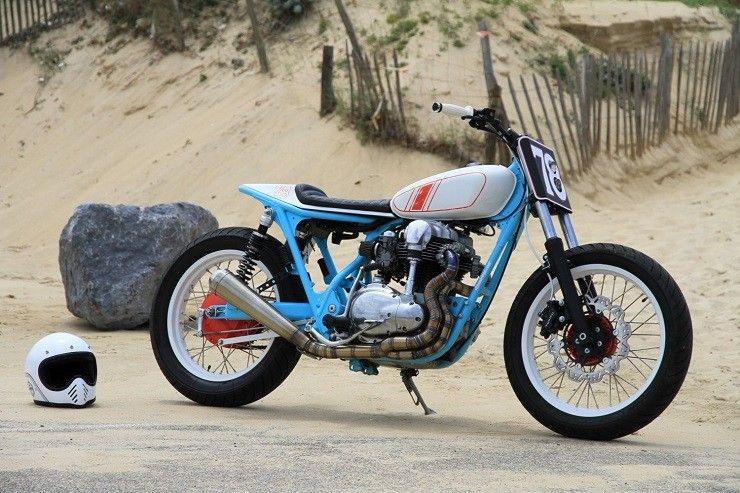 Kawasaki W650 фото