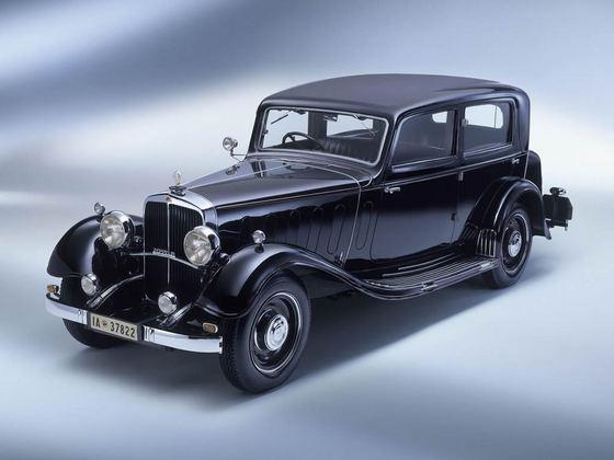 Лучший автомобиль Женевского автосалона 1931 года