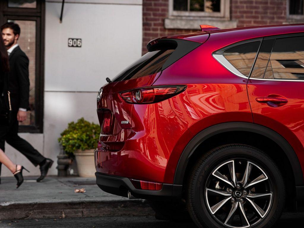 Mazda CX-5 бампер