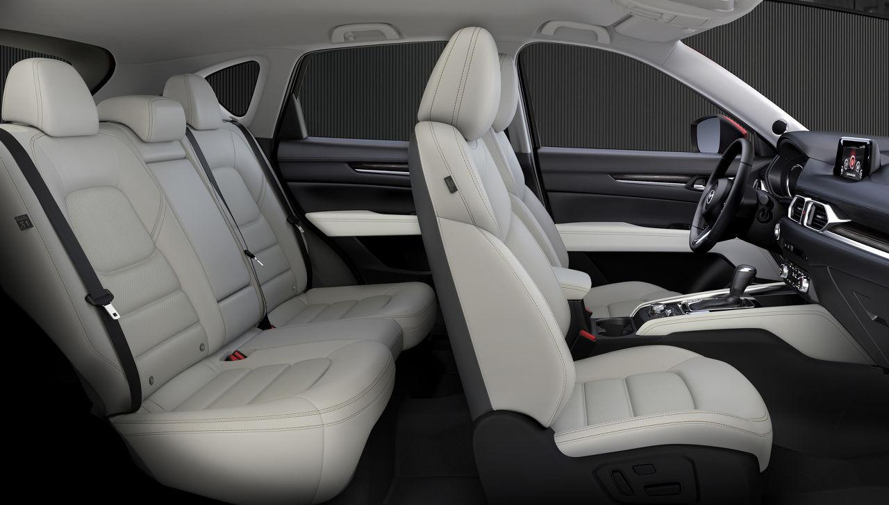 Mazda CX-5 фото салон