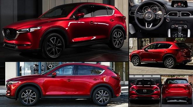 Mazda CX-5 общий вид
