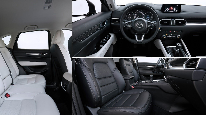Mazda CX-5фото салона