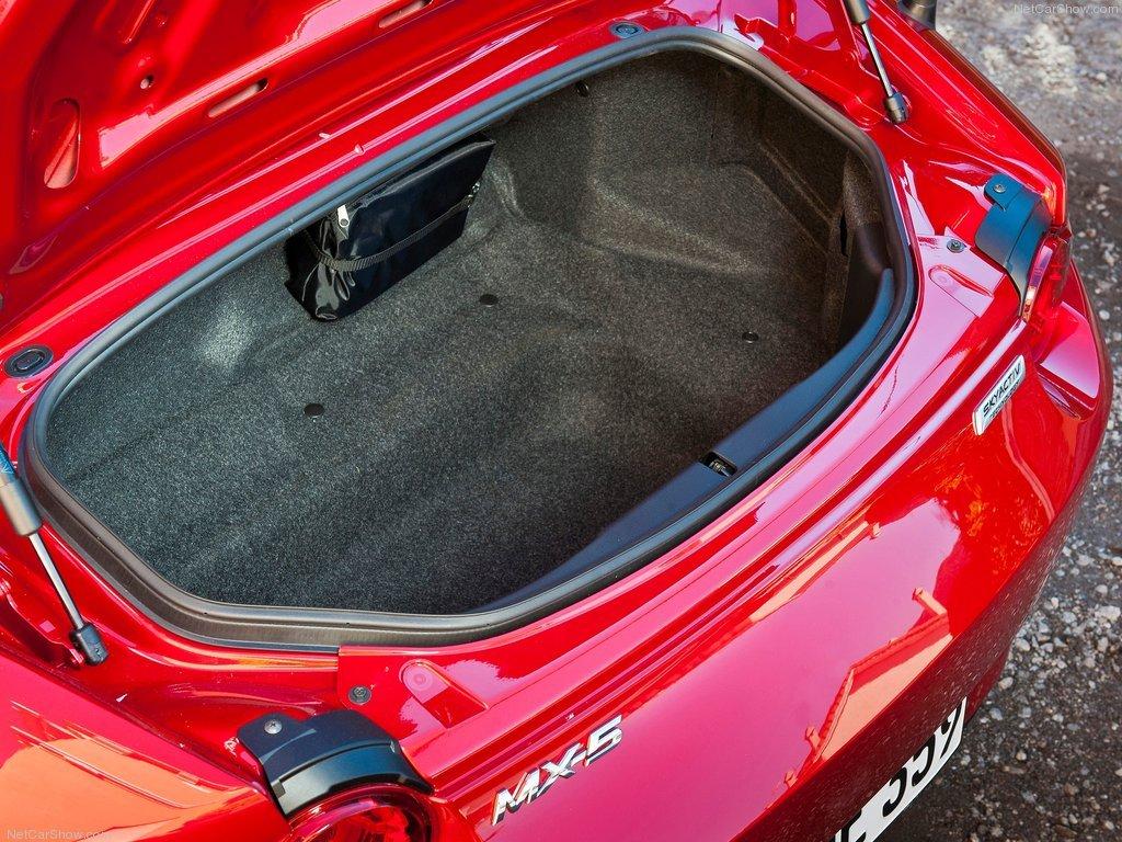 Mazda MX-5 багажник