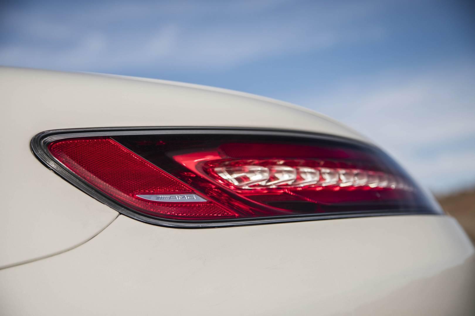 Mercedes-AMG GT C Roadster фонари