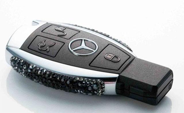 Mercedes-Benz Japan ключ зажигания