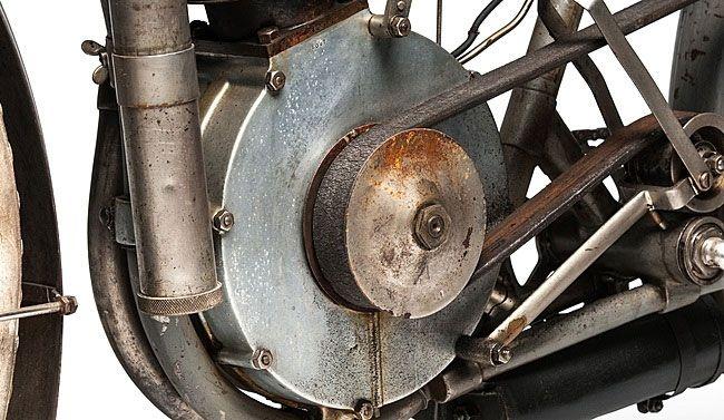 Мотоцикл Харли-Дэвидсон детали кузова