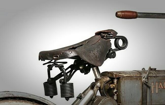 Мотоцикл Харли-Дэвидсон детали