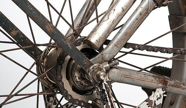Мотоцикл Харли-Дэвидсон колесо