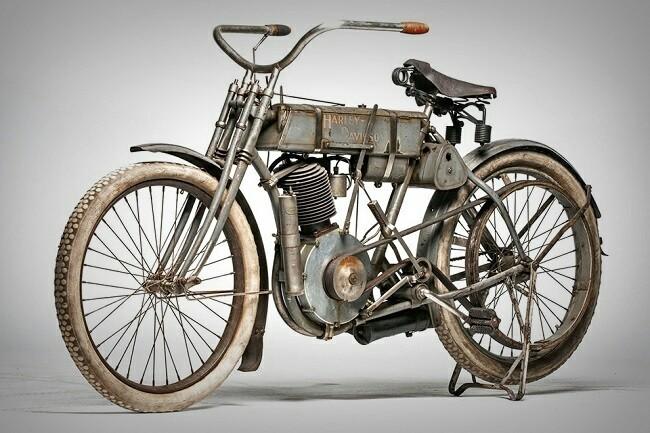 Мотоцикл Харли-Дэвидсон