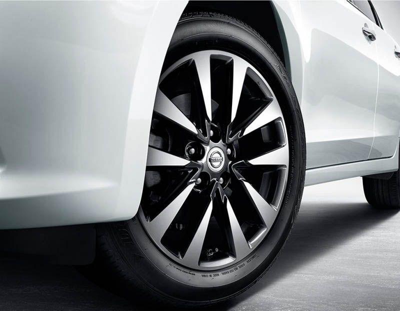Nissan Teana колёса