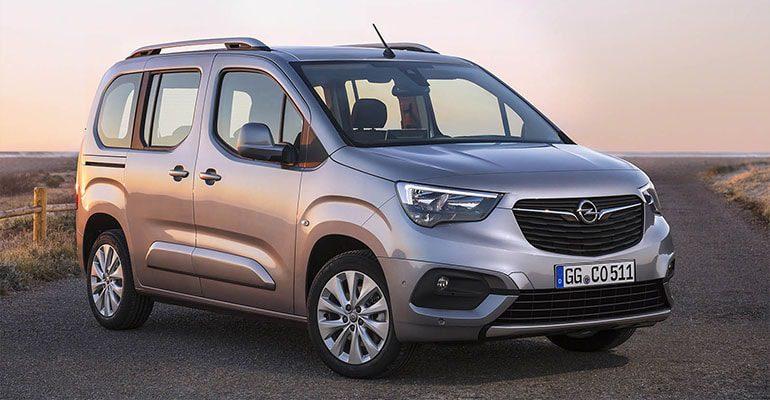 Opel Combo 5 фото