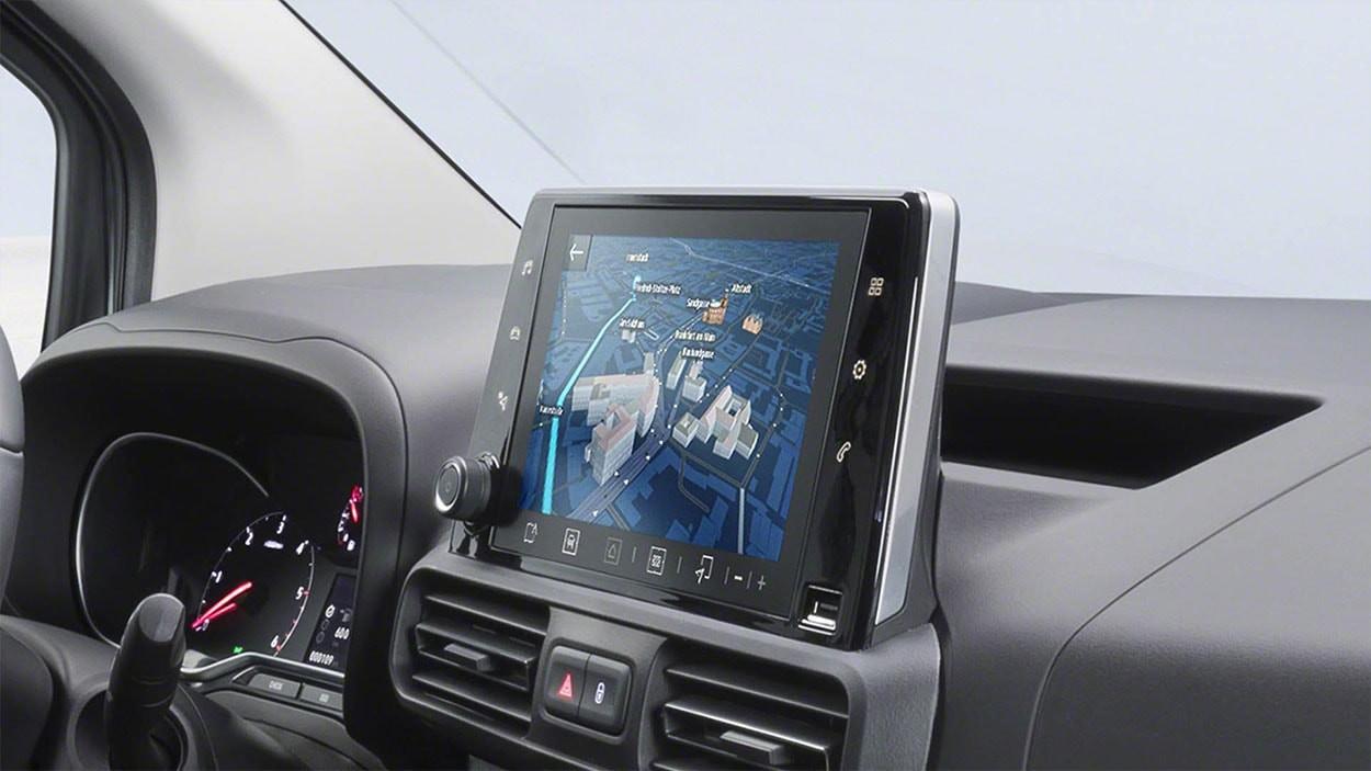 Opel Combo 5 мультимедиа
