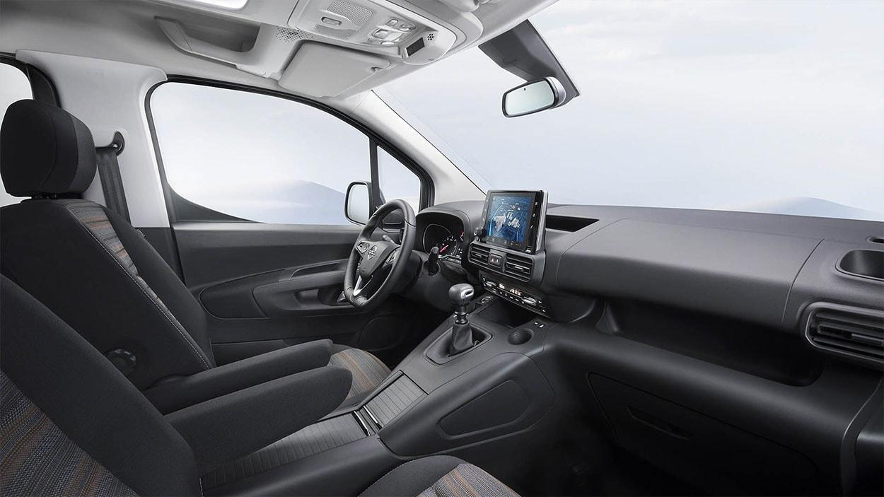 Opel Combo 5 салон
