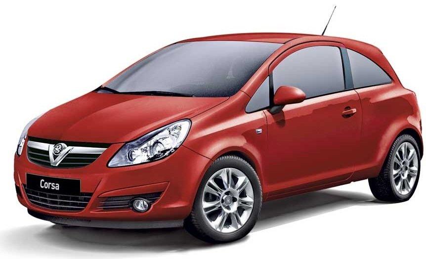 Opel Corsa2006-2014