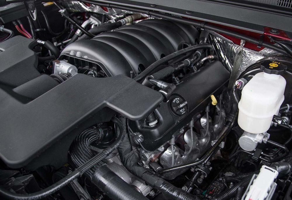 Peugeot 5008 двигатель