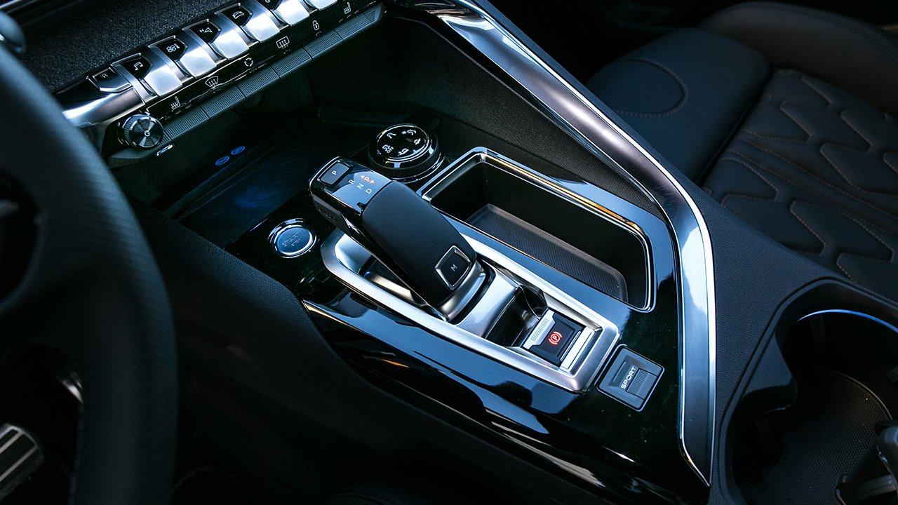 Peugeot 5008 кпп