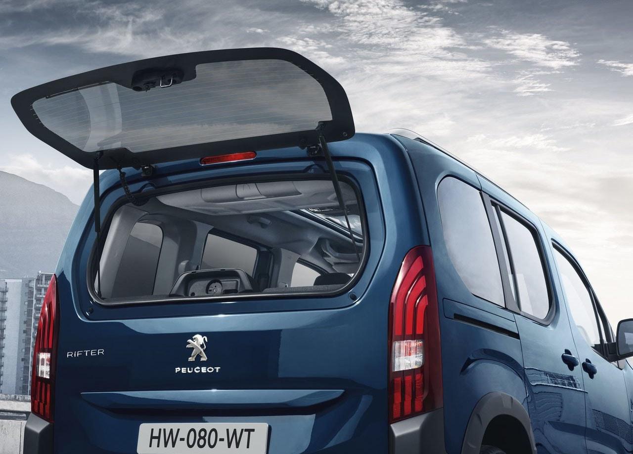 Peugeot Rifterбагажник