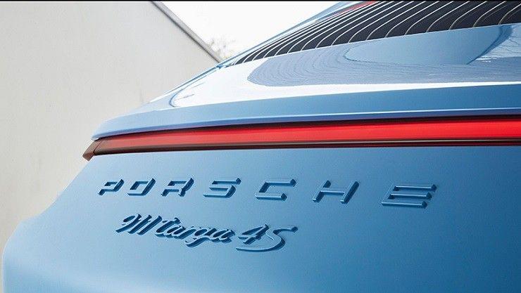 Porsche 911 детали кузова