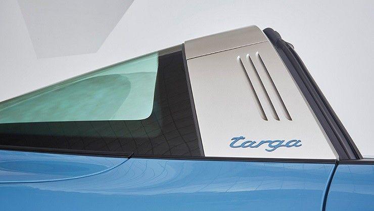 Porsche 911 детали