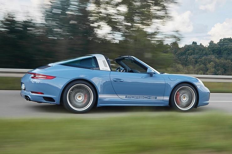 Porsche 911 фото