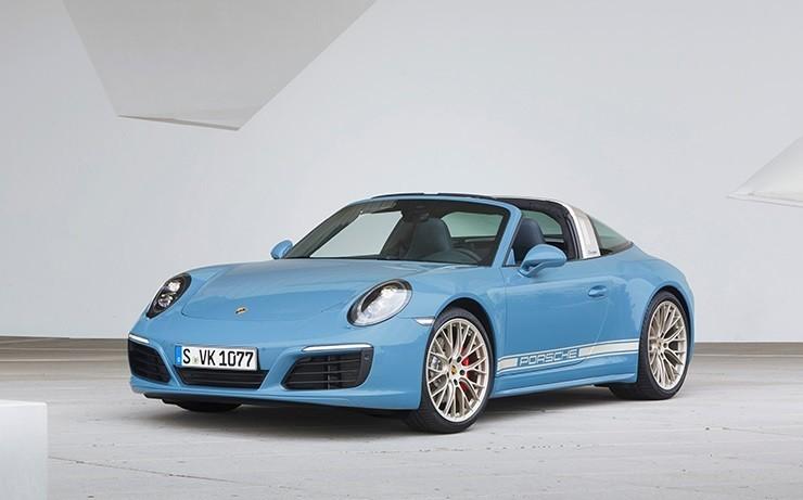 Porsche 911 картинка