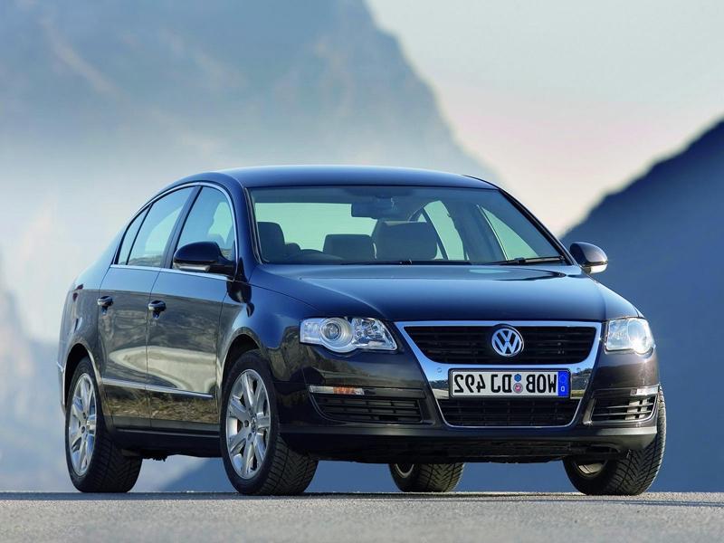 Volkswagen Passat B6 фото