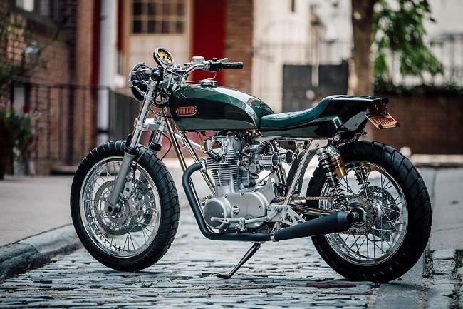 Yamaha XS 650 фото