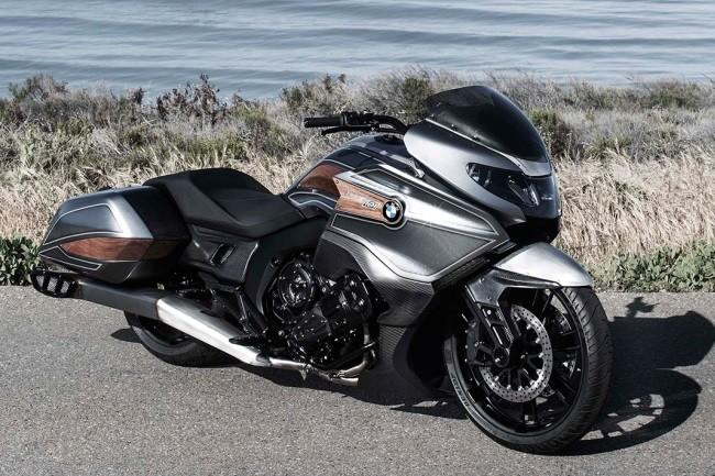 мотоцикл БМВ 101 фото