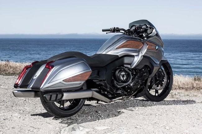 мотоцикл БМВ 101