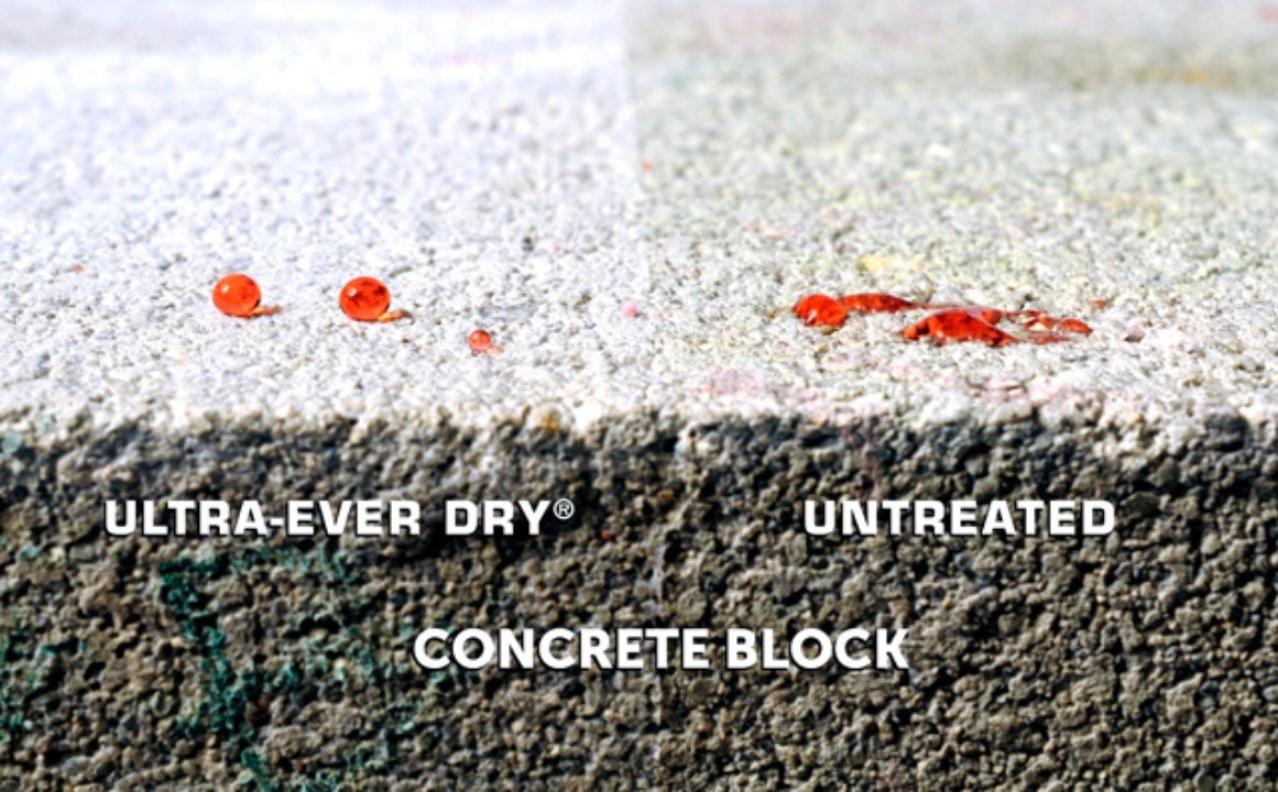 покрытие Ultra Ever Dry