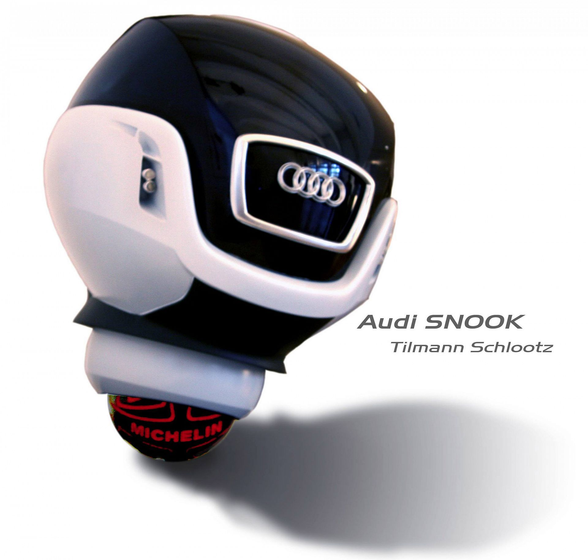 концепткар Audi Snook