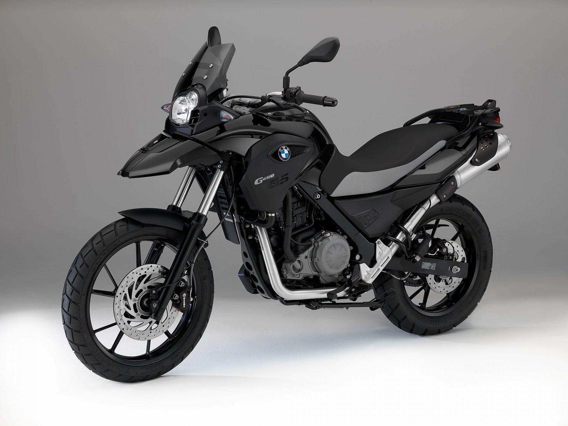 BMW F650GS фото