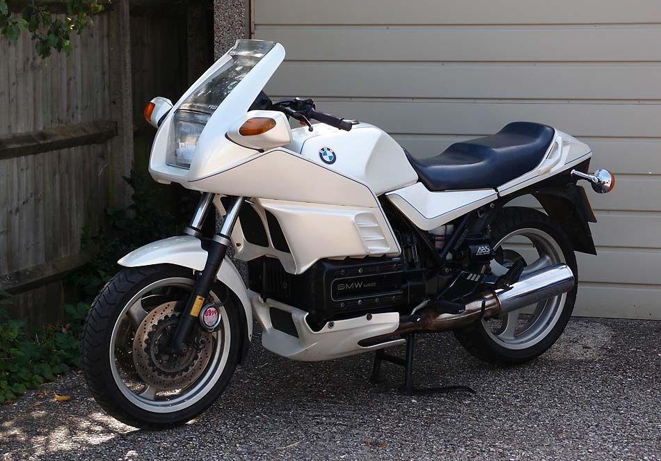 BMWK100RS фото спереди